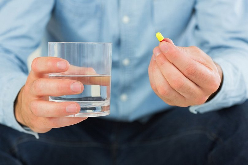 Лекарства и еда